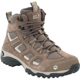 Jack Wolfskin Vojo Hike 2 Texapore Mid Shoes Women siltstone